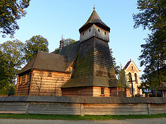 Wooden Churches of Southern Little Poland