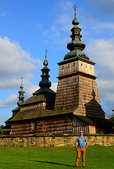 Wooden Tserkvas of Poland