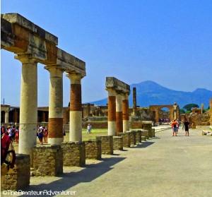 Streets of Pompei