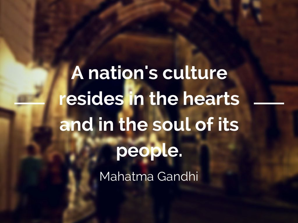 7 Quotes to Rethink why Heritage Travel is Important ...