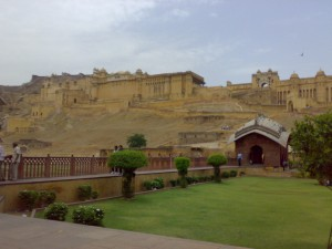 Amber Palace and Fort