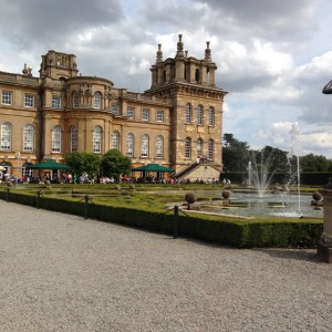 Blenheim Palace, Birthplace of Winston Churchill