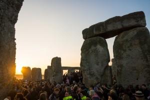 A Solstice Stonehenge Sunrise
