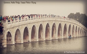 The Seventeen Arches Bridge – Summer Palace