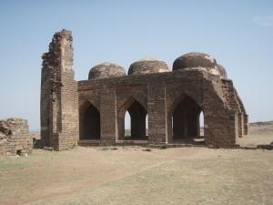 Architecture in Bidar