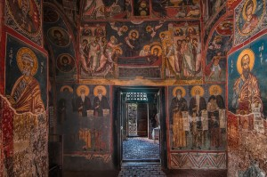 Painted Churches in the Troodos Region, Cyprus