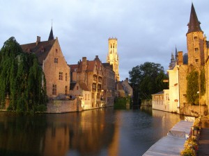 Brugge, the Venice of the North