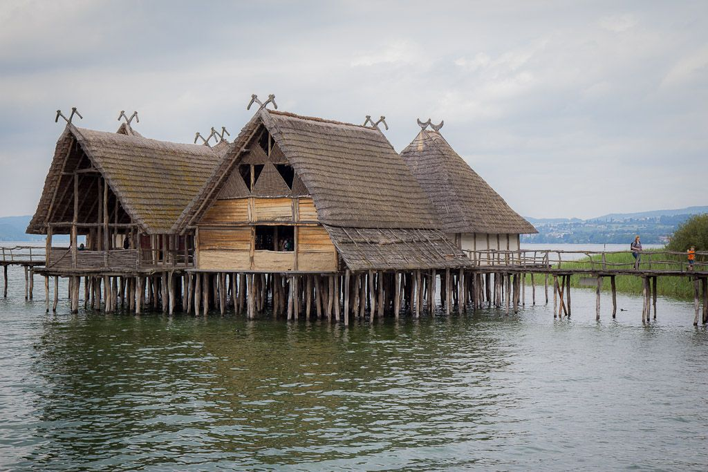 Prehistoric Pile dwellings