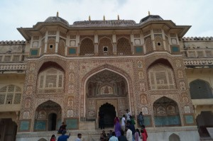 Hill Forts of Rajasthan – Amber palace