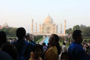 Taj is just an Expressway Away
