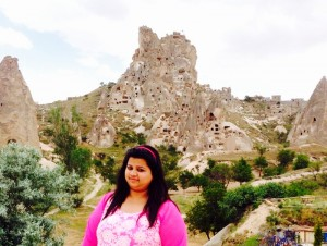 Rock Sites of Cappadocia
