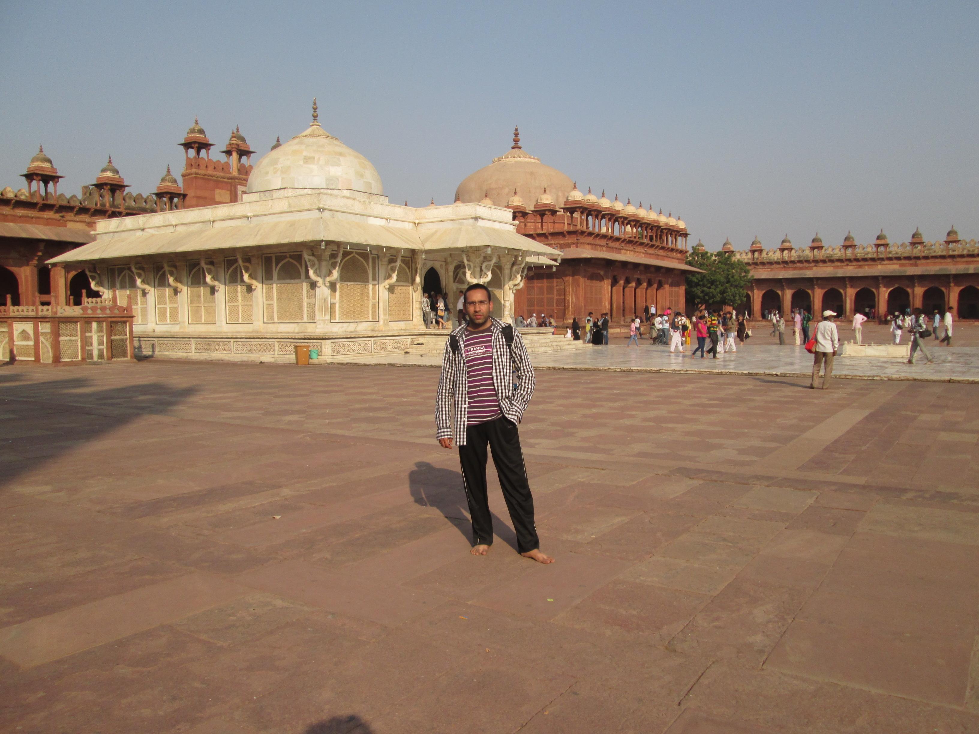 Shashank, Fatehpur Sikri, AGRA