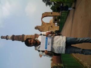 minar-e-dilli (Qutab Minar)