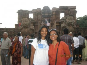 Konark Sun Temple : Orissa