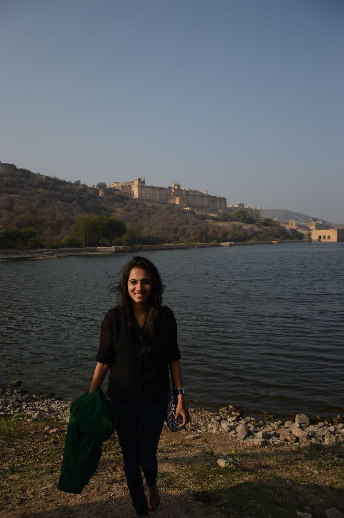 Aishwarya amer fort