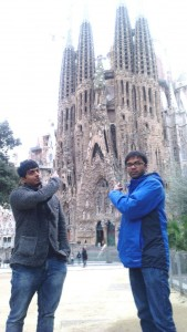 Sagrada Familia | Works of Gaudi – Barcelona, Spain