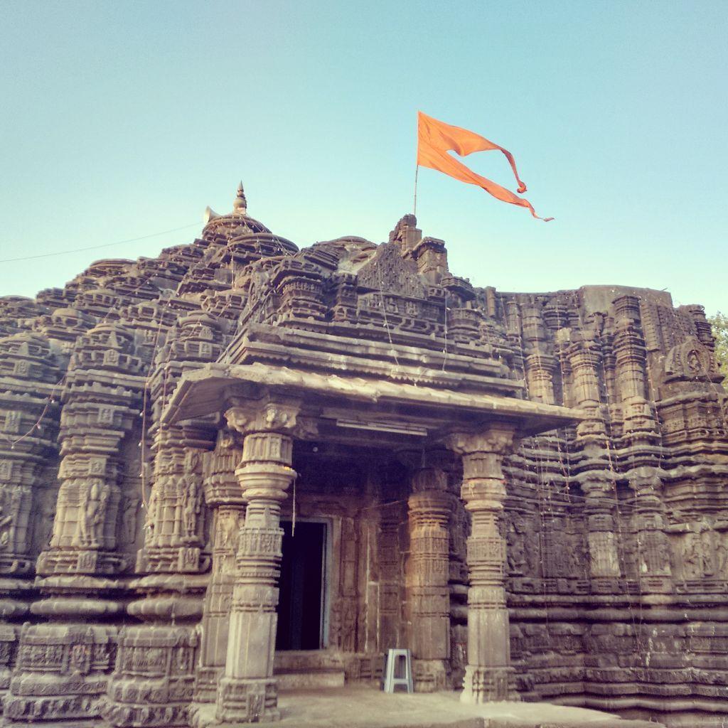 Shiva Temple by Akshay