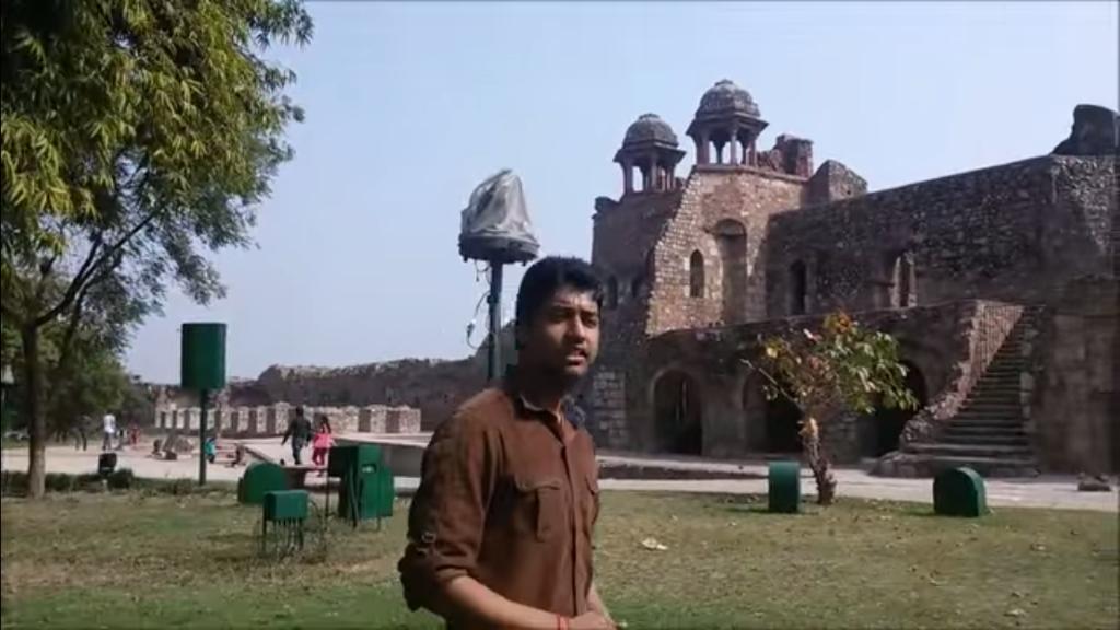 Purana Quila _ Abhinav