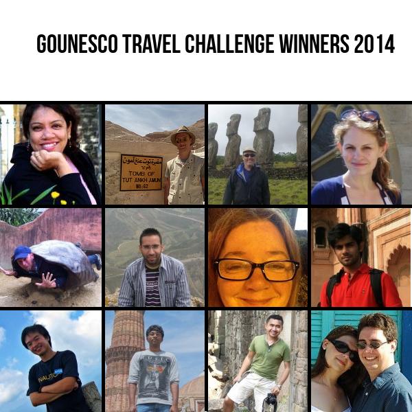 GoUNESCO 2014 winners