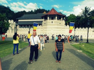 The Sacred City of Kandy – Temple of Tooth