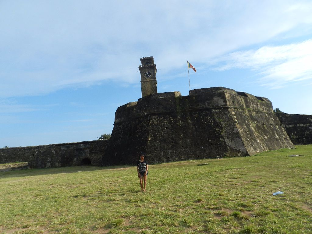 Galle and Fortifications - Dutch Fort, Sri Lanka