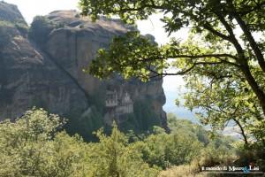 The silence of Meteora, Greece