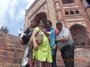 Fatehpur Sikri : Buland Darwaza