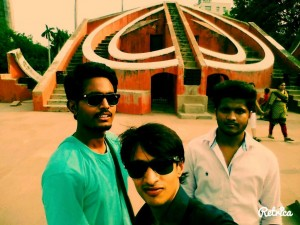 jantar mantar- the silent tick tok