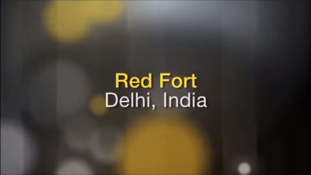 Red fort trailer