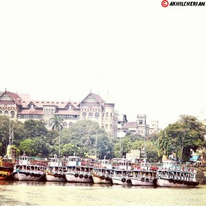 Ferries to ELEPHANTA CAVES at 140rs.
