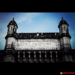 GATEWAY OF INDIA WELCOME