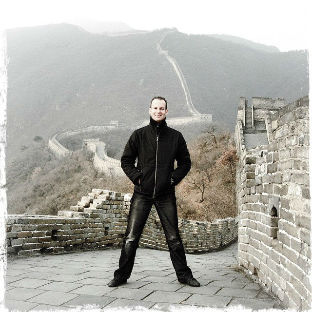 The Great Wall, China Peter Coox