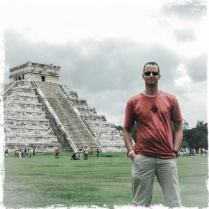 Been there, done that: Chichen Itza, Mexico