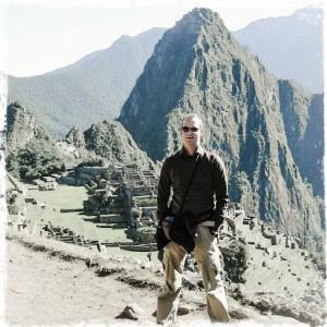 Been there, done that: Machu Picchu, Peru