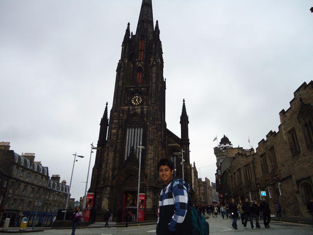 edinburgh beautiful city