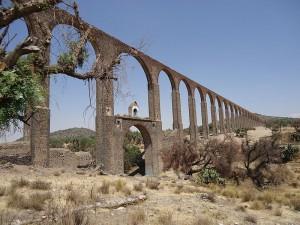Aqueduct of Padre Tembleque Hydraulic System