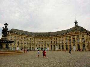 Bordeaux, Porte de la Lune