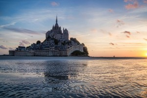 Saint Michel Sunset