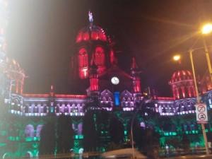 Chhatrapati Shivaji Terminus (formerly Victoria Terminus)