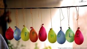 Happy Holi Festival of Colors by Kumars Edit