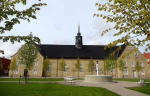 Christiansfeld Moravian Settlement