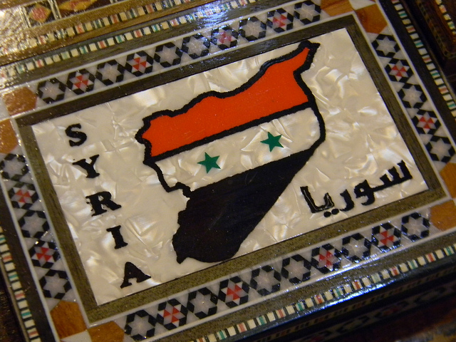 Syria Heritage Picture Courtesy: Beshr Abdulhadi