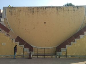 Jantar Mantar- a view worth visiting