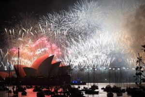 New Years in Sydney!