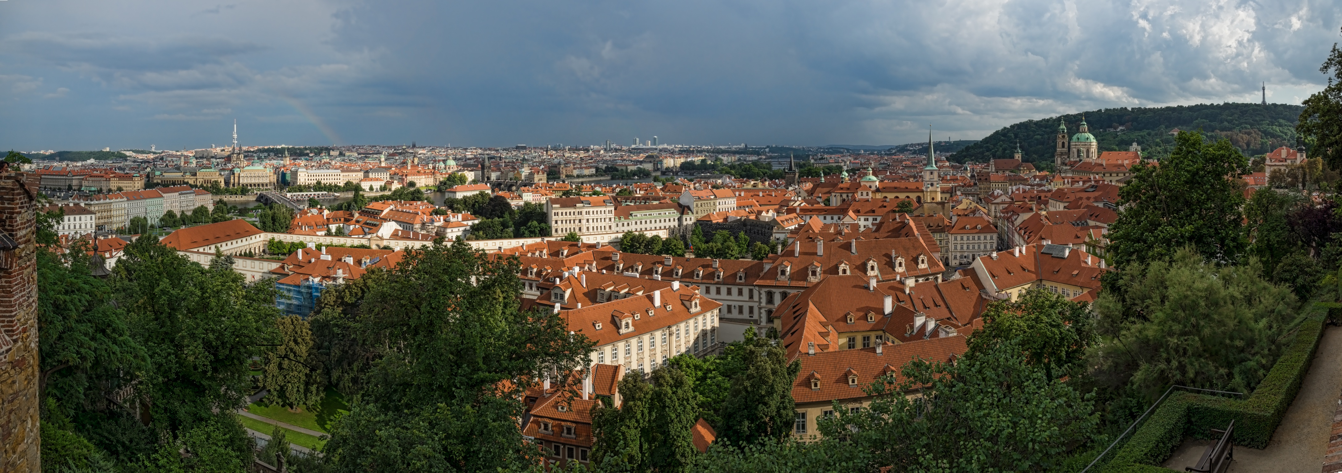 The Historic Center of Prague, Czech Republic