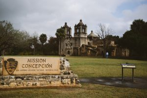 The Mission Run! in San Antonio Texas