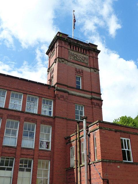 derwent valley mills Farnley Tower Hotel