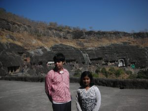 Ajanta Caves of mysteries