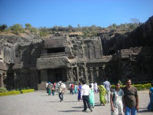 Ellora Caves – A cave to be wondered