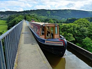 Pontcysyllte – Tallest Navigable Aqueduct in the World